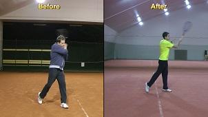 Forehand Fundamentals - Balance & Hip Rotation